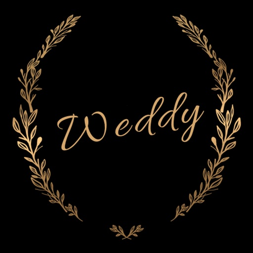 Weddy - Wedding Cards Maker icon