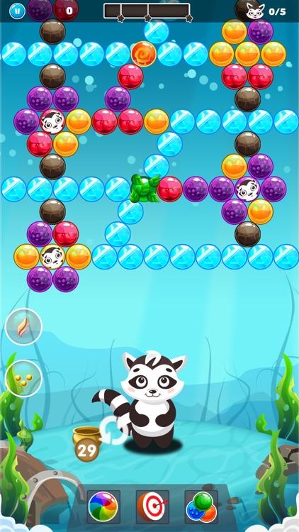 Bubble Shooter Deluxe Blaster screenshot-5