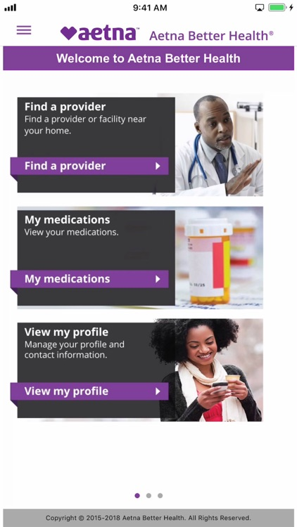 Aetna Better Health - Medicaid