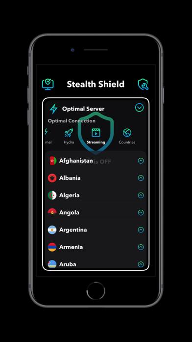Stealth Shield - VPN Proxyのおすすめ画像4