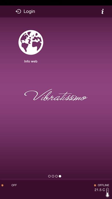 Vibratissimo screenshot four
