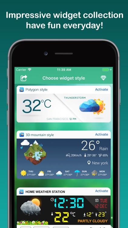 Weather: Weather Widget screenshot-5