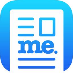 Ícone do app Resume Builder, Resume Creator