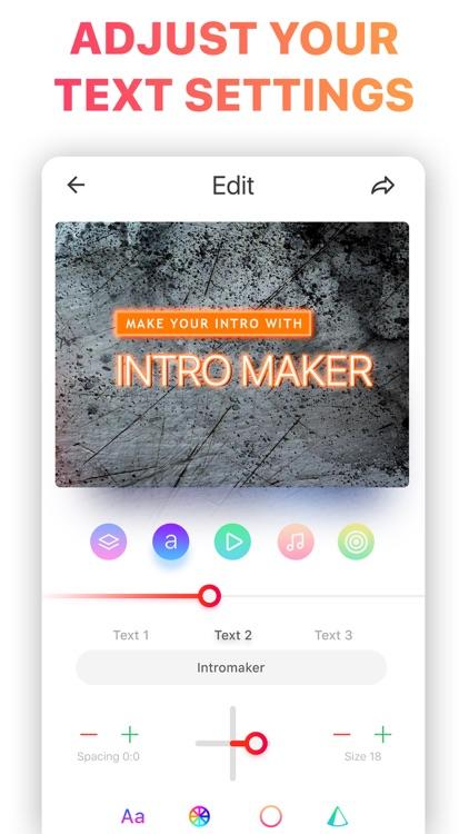 Intro Music Video, Movie Maker screenshot-3