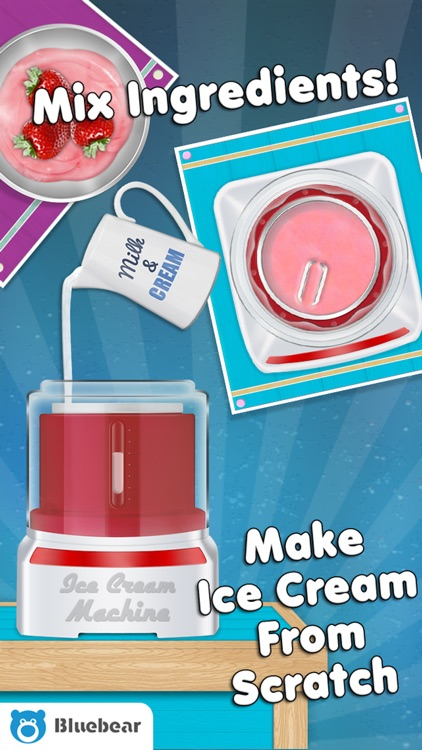 Ice Cream Maker - by Bluebear screenshot-4
