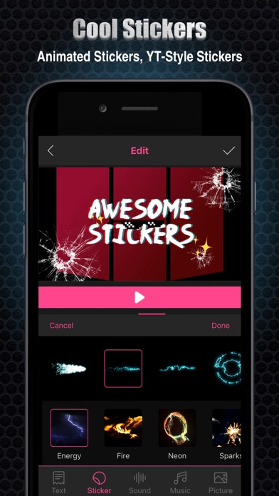 Intro Maker- yt intro designer - App Download - Android Apk