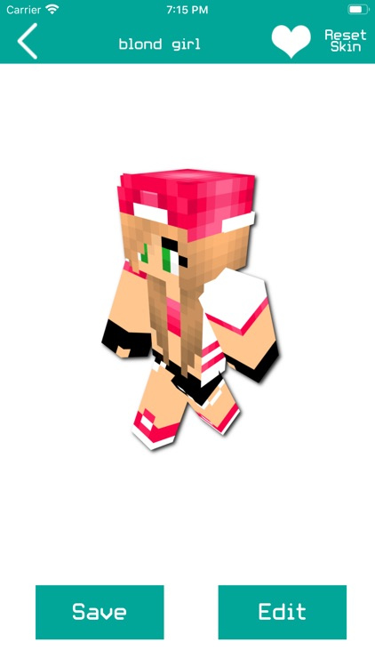 Girl Skins for Minecraft PE !!