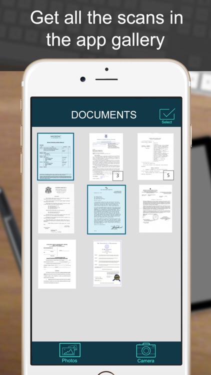 PRO SCANNER- PDF Document Scan screenshot-3
