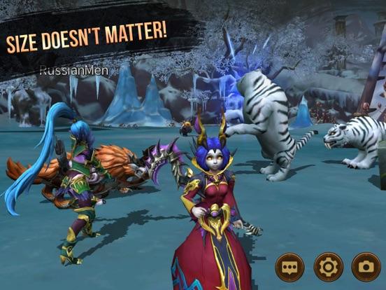 Era of Legends: Dragon Discord screenshot 3