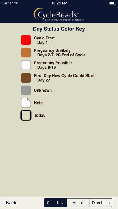 iCycleBeads Period & Ovulationのおすすめ画像3