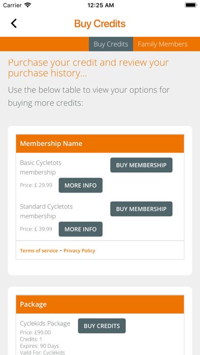 Fox Cycling screenshot 4