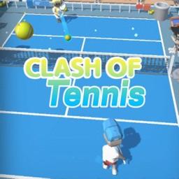 Clash Of Tennis