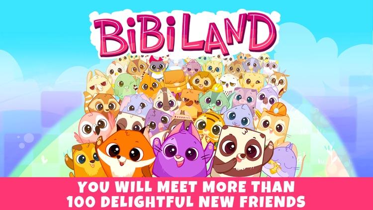 BibiLand Games for Toddlers 2+ screenshot-6
