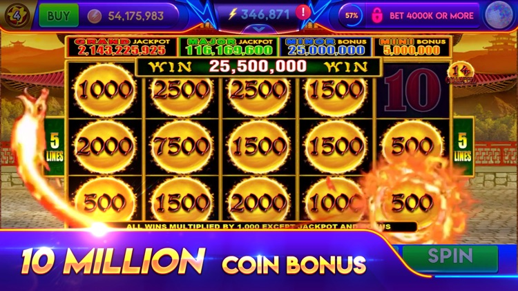 Lightning Link Casino Slots screenshot-0