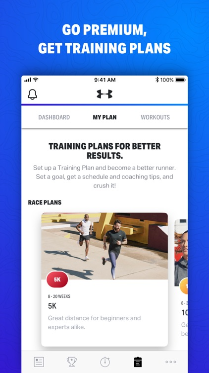 Map My Fitness by Under Armour screenshot-4