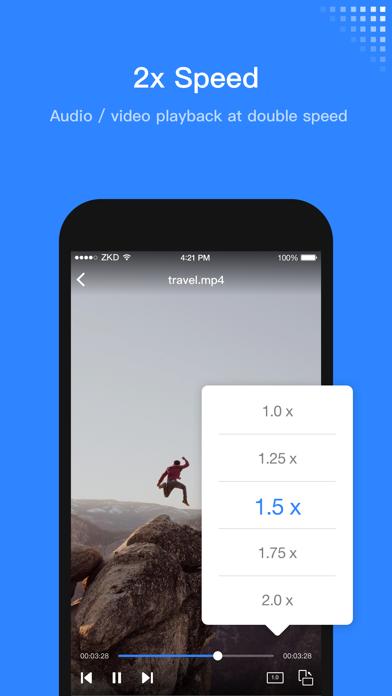 ES File Explorer-Zip Unzip Screenshot