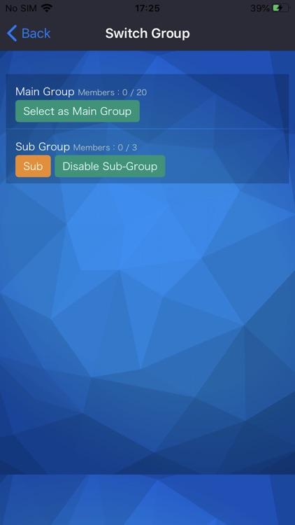 Walkie-Talkie, PPT - GroupCom screenshot-3