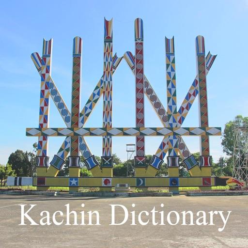 Kachin dictionary icon