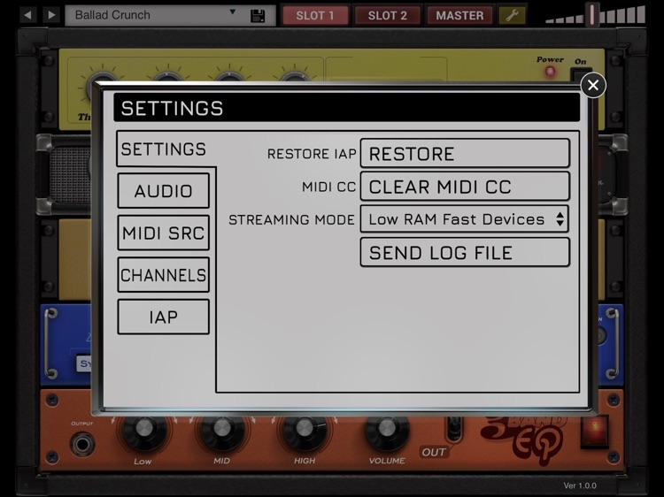 iFX Rack screenshot-5
