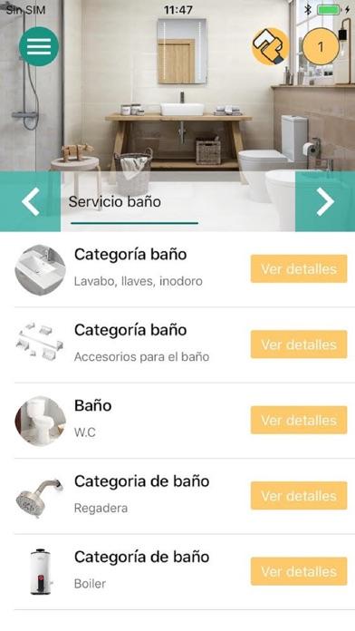 F-xer hogar screenshot one
