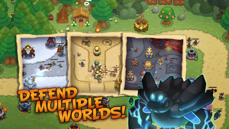 Realm Defense: Hero Legends TD screenshot-4