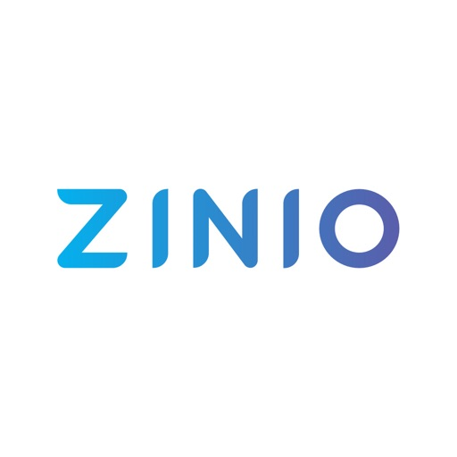 ZINIO - Magazine Newsstand Icon