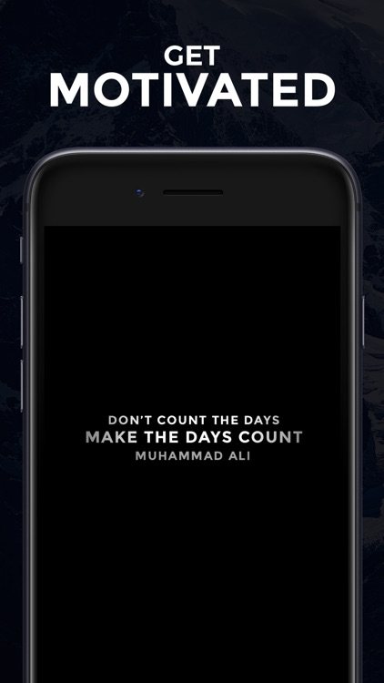 Motivate: Daily Motivation screenshot-8