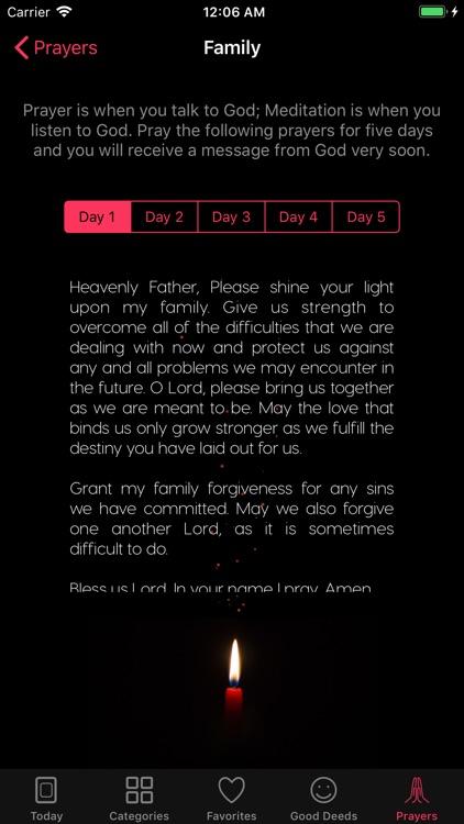 DBV: Daily Bible Verses screenshot-8
