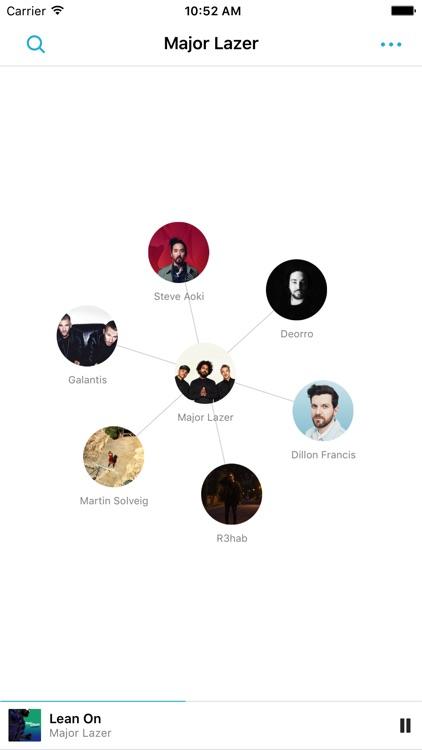Discovr - discover music screenshot-3