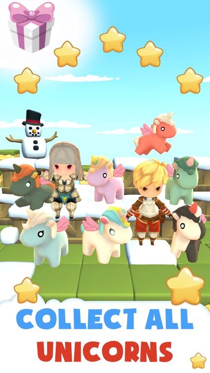 Unicorn games for girls 6+ screenshot-4
