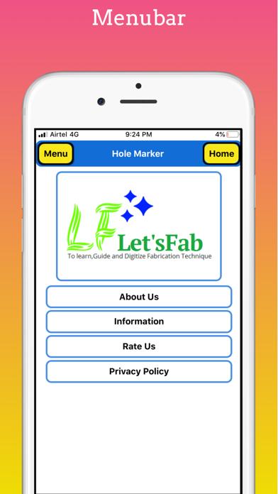 Flange Hole Marker Pro screenshot 7