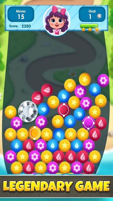 Balls Primitive: Bubble Pop screenshot 3