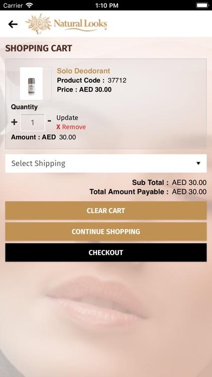 Naturallooks UAE screenshot-4