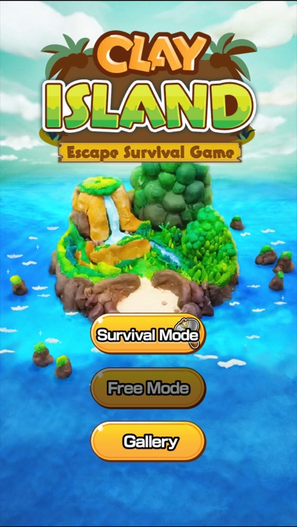 Clay Island - survival games