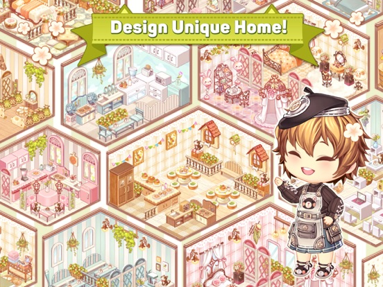 Kawaii Home Design screenshot 9