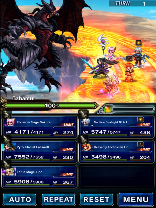 FINAL FANTASY BRAVE EXVIUS on the App Store