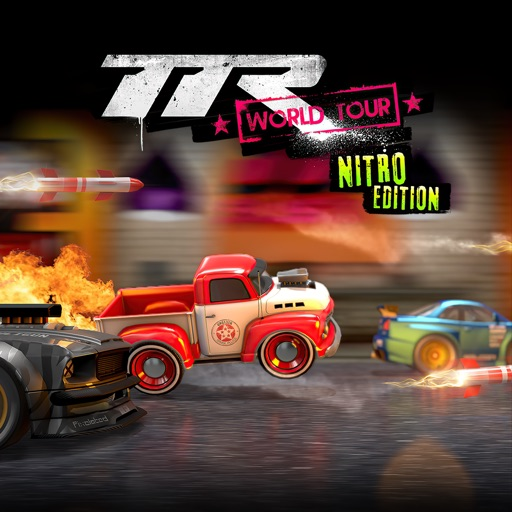 Table Top Racing: World Tour - Nitro Edition