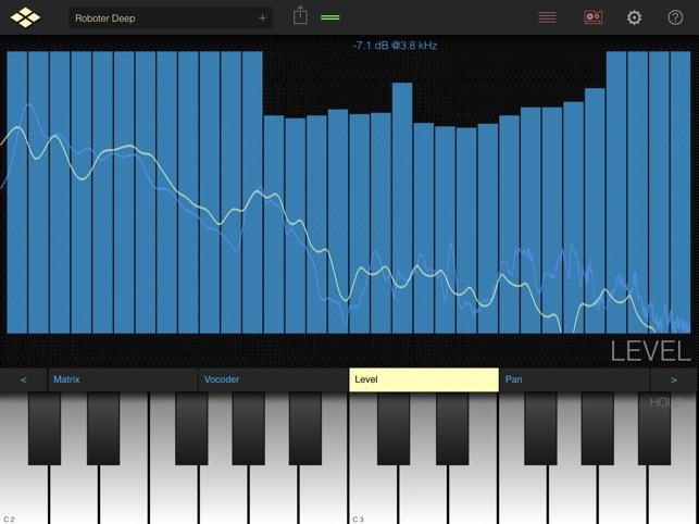 Matrix Vocoder On The App Store