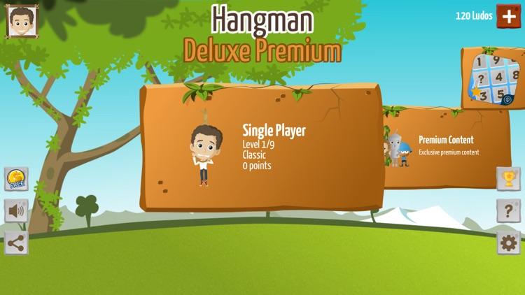 Hangman Premium screenshot-9