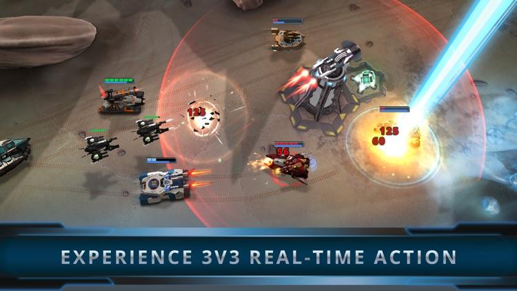 Panzer League screenshot-0