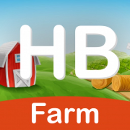Farm Cognitive Card:Happy baby