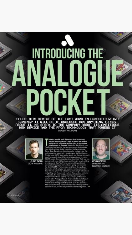Retro Gamer Official Magazine