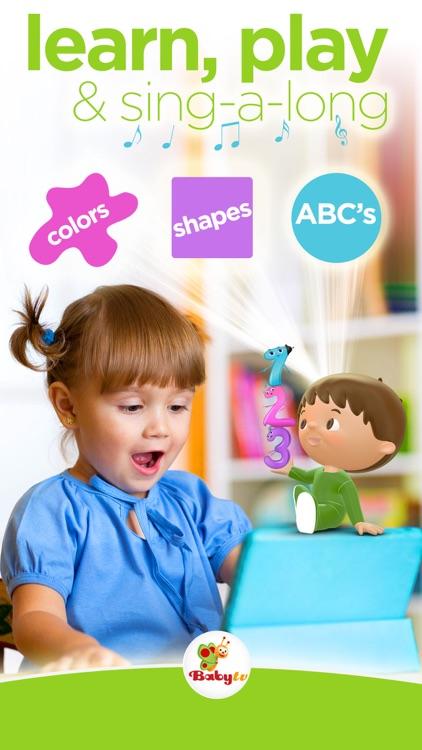 BabyTV Video: Kids TV & Songs screenshot-0
