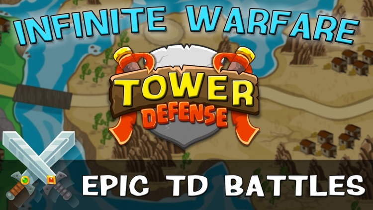 Warfare Tower Defence Pro! screenshot-4