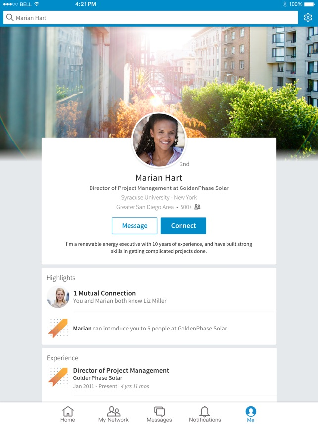 LinkedIn: Network & Job Search on the App Store