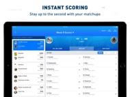 CBS Sports Fantasy ipad images