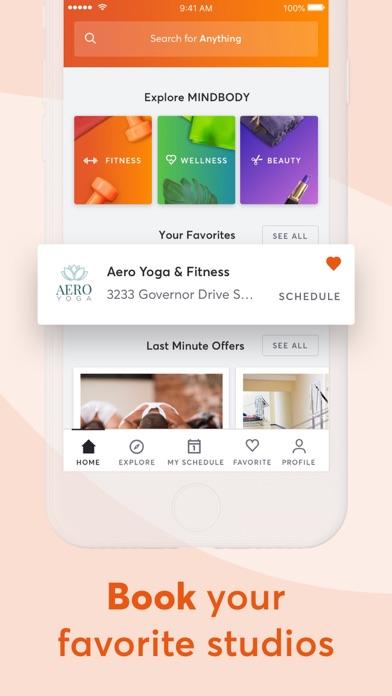 Download MINDBODY: Gym, yoga & wellness for Pc