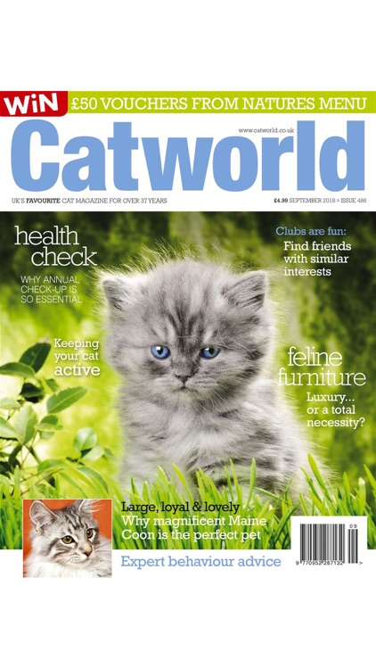 Catworld Magazine screenshot-9