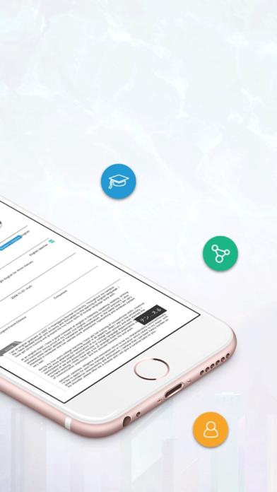 Top Resume (レジュメ) - 履歴書作成のスクリーンショット2
