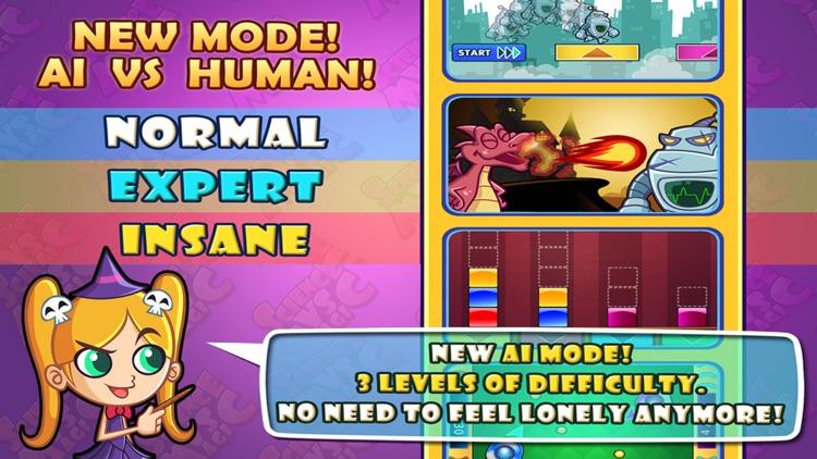 Science vs.Magic-2 Player Game screenshot-3